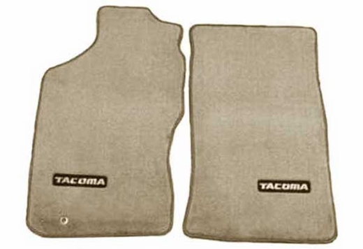 New 1996 2004 Toyota Tacoma Carpeted Floor Mats From