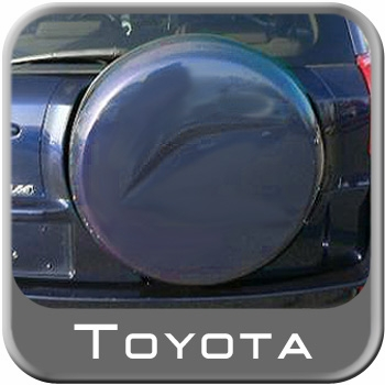 New 1996 2013 Toyota Rav4 Spare Tire Cover From