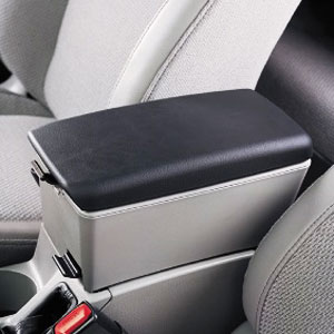 1998-2002 Subaru Forester Armrest Extension Gray Genuine Subaru #J2010FC100ND