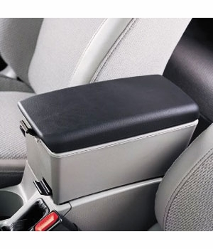 Subaru Forester Armrest Extension 1998-2002 Gray Genuine Subaru #J2010FC100ND