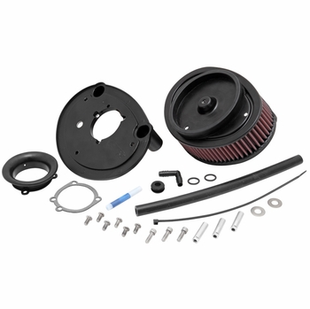 1999-2012 Air Cleaner Intake System Sold Individually K&N #kn-RK-3910-1