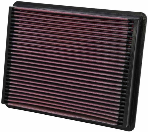 1999-2016 Replacement Air Filter 6.0 L 8 cyl Sold Individually K&N #kn-33-2135