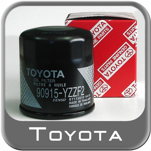 2000 2005 toyota echo oil filter spin on style direct. Black Bedroom Furniture Sets. Home Design Ideas