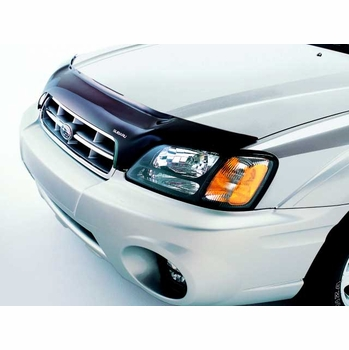 Subaru Bug Deflector 2000-2006 Smoke Acrylic Wraparound design Genuine Subaru #E2310LS101