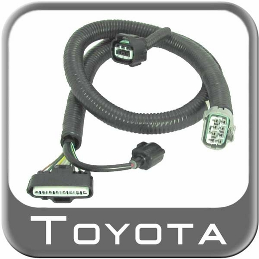 2000 toyota tundra trailer wiring harness 73 new! 2000 toyota tundra trailer wiring harness from brandsport Wiring Harness at pacquiaovsvargaslive.co