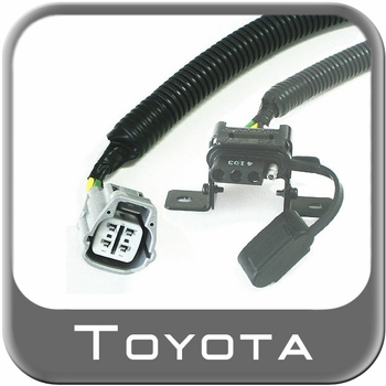 toyota trailer adapter wiring diagram new! 2001-2002 toyota 4runner trailer wiring plug from ...