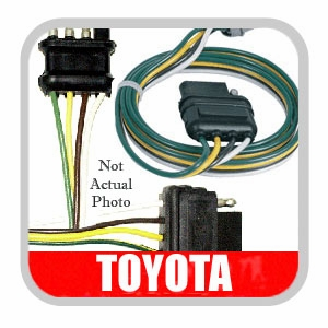 The Best New 2001 Toyota Tundra Trailer Wiring Harness From