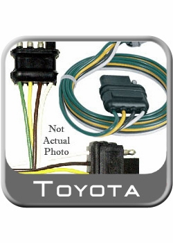2001-2005 toyota rav4 trailer wiring harness from brandsport auto parts  (#toy-08921-42890)