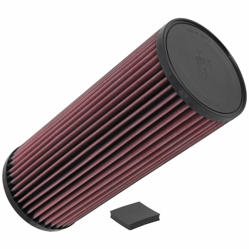 2001-2007 Replacement Air Filter 5.0 L 8 cyl Sold Individually K&N #kn-E-1008