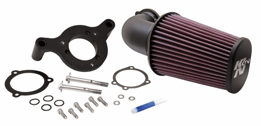 2001-2015 Engine Cold Air Intake Performance Kit K&N #57-1125