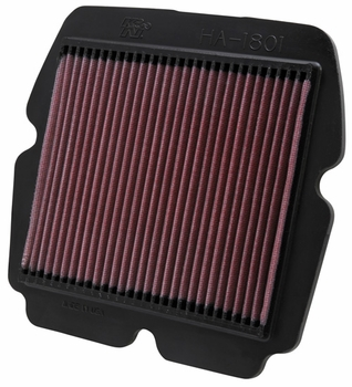 2001-2016 Replacement Air Filter Sold Individually K&N #kn-HA-1801
