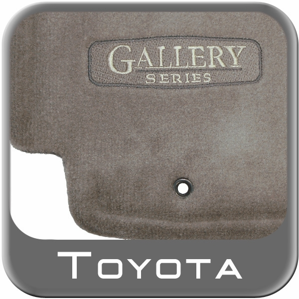 2002 2006 toyota camry carpeted floor mats stone light gray. Black Bedroom Furniture Sets. Home Design Ideas