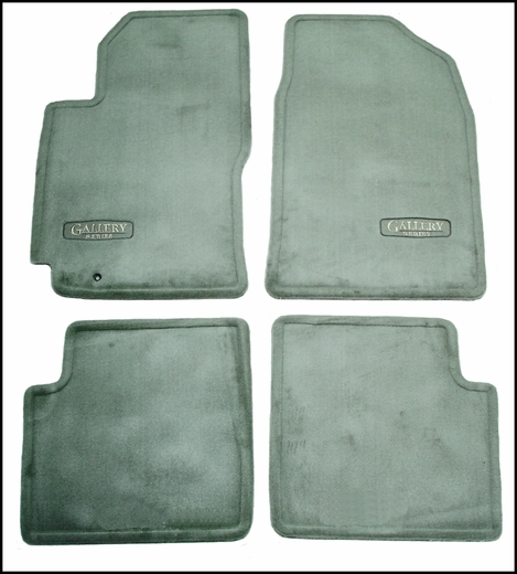 2001 toyota camry carpeted floor mats sage gallery series. Black Bedroom Furniture Sets. Home Design Ideas