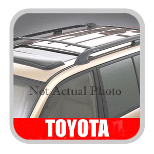 2002-2004 Toyota Highlander Roof Rack Complete Kit Genuine Toyota #08380-48830