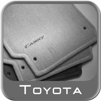 New 2002 2006 Toyota Camry Carpeted Floor Mats From