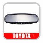 Toyota Sequoia Rear View Mirror 2002-2007 Auto Dimming Rear View Mirror Genuine Toyota #PT374-0C050