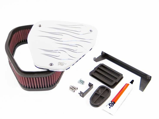 2002-2008 Air Cleaner Intake System K&N #RK-3926
