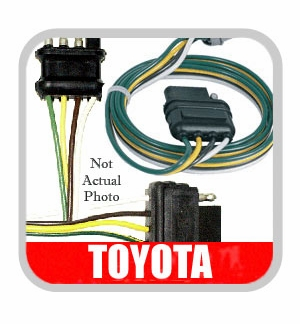 2003 2004 toyota sequoia trailer wiring harness 7 pin. Black Bedroom Furniture Sets. Home Design Ideas
