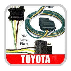 2003 2004 toyota sequoia trailer wiring harness 7 pin round style 42 new! 2003 2004 toyota sequoia trailer wiring harness from toyota sequoia trailer wiring harness at panicattacktreatment.co