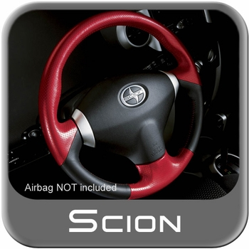 Scion Steering Wheel 2003-2005 Color Upgrade Kit Red Genuine Toyota #08460-52820
