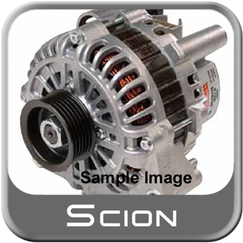 2003-2007 Scion xB Alternator Remanufactured by Scion Genuine Scion #27060-21031-84