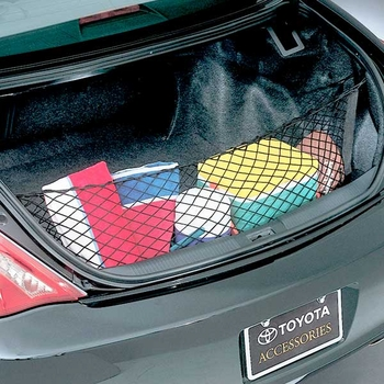 Toyota Solara Cargo Net 2004-2009 Envelope / Pocket Style Black Sold Individually Genuine Toyota #PT347-06040