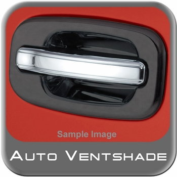 2004 2014 ford f150 truck chrome door handle covers from brandsport auto parts vent 685401. Black Bedroom Furniture Sets. Home Design Ideas