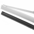 "Toyota Sienna Wiper Blade Refill 2005 (2005-2011) Single Wiper Insert ""B"" Style, 400mm (15-3/4"") long Synthetic Rubber Sold Individually Genuine Toyota #85214-YZZF2"
