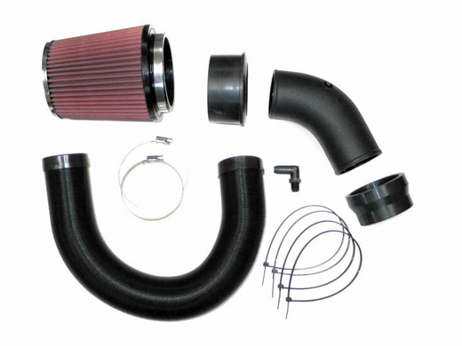 2005-2008 Peugeot 307 Engine Cold Air Intake Performance Kit K&N #57-0645