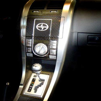 New 2005 2010 Scion Tc Carbon Fiber Dash Kit From Brandsport Auto Parts Toy Pts10 21051