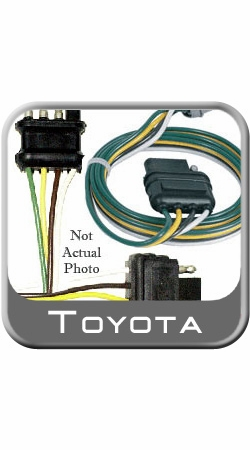 new 2005 2010 toyota sienna trailer wiring harness from. Black Bedroom Furniture Sets. Home Design Ideas