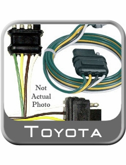 2005 2011 toyota tacoma trailer wiring harness. Black Bedroom Furniture Sets. Home Design Ideas