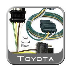 Remarkable New 2005 2011 Toyota Tacoma Trailer Wiring Harness From Brandsport Wiring Digital Resources Aeocykbiperorg