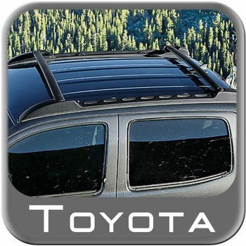 new 2005 2017 toyota tacoma roof rack from brandsport. Black Bedroom Furniture Sets. Home Design Ideas