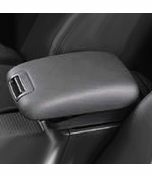 Subaru Armrest Extension 2005-2018 Off Black Color Genuine Subaru #J2010AG000JD