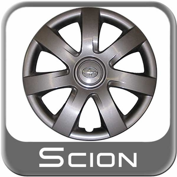 "Scion tC Wheel Covers 2007-2008 16"" Tuner Style Set of 4 Genuine Toyota #08402-21802"