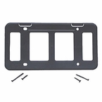 License Plate Mounting Bracket