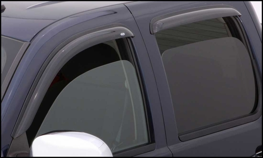 Rain Guards For Trucks >> 2007 2013 Chevy Avalanche Rain Guards Wind Deflectors From