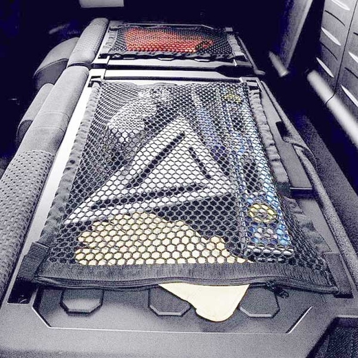Toyota Tundra Truck Cargo Net 2007-2013 Seat Back Storage Set of 2 Set of 2 Genuine Toyota #PT347-34071