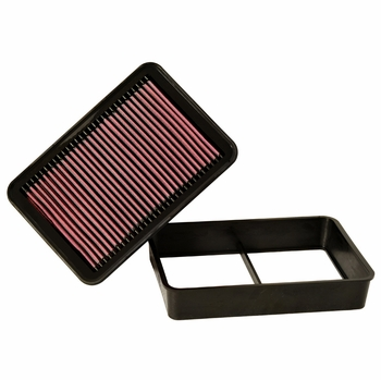 2007-2015 Replacement Air Filter 3.0 L 6 cyl Sold Individually K&N #kn-33-2392