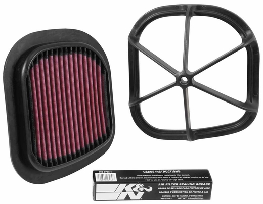 2007-2016 Replacement Air Filter K&N #KT-4511XD
