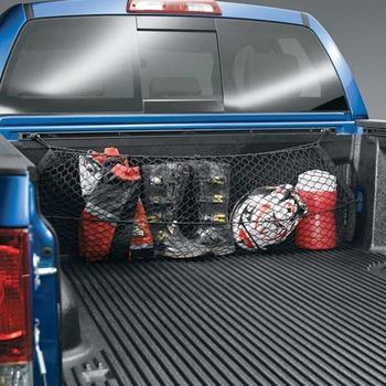 Truck Bed Cargo Net >> Toyota Tundra Truck Cargo Net 2007 2018 Envelope Pocket Style Exterior Bed Mount Sold Individually Genuine Toyota Pt347 34070