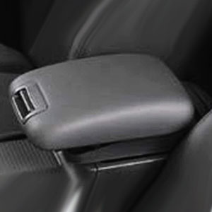 2005-2017 Subaru Armrest Extension Off Black Color Genuine Subaru #J2010AG000JD