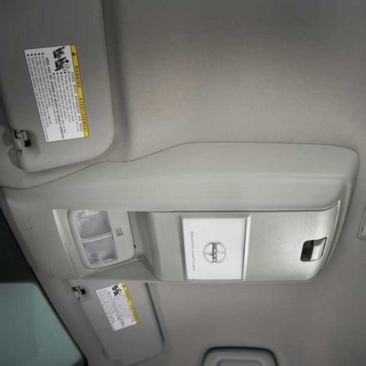 The Best New 2009 Scion Xd Overhead Console Box From Brandsport Auto Parts Toy 08253 52800