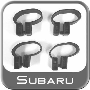 2008-2013 Subaru Ski / Snowboard Rack Clamps For Add on Crossbars Genuine Subaru #E361SFG100