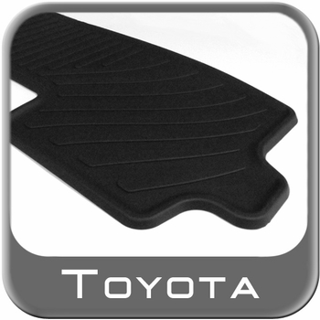 New 2008 2013 Toyota Highlander Rubber Floor Mats From Brandsport