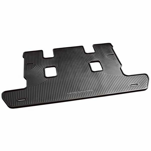 Toyota Land Cruiser Cargo Mat 2008-2018 Rubber, All-Weather Black Genuine Toyota #PT908-60087-02