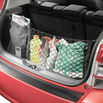 Scion xD Cargo Net 2008-2014 Envelope / Pocket Style Black Sold Individually Genuine Toyota #PT347-52081