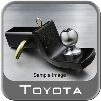 2008-2018 Toyota Trailer Hitch Ball Mount Trailer Ball Mount Kit Class IV Genuine Toyota #PT228-34077
