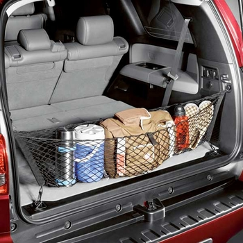 new 2008 2018 toyota sequoia cargo net from brandsport. Black Bedroom Furniture Sets. Home Design Ideas